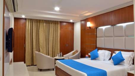 Hotel Trisha Bhoomi Residency, Agra Agra Premium Room Hotel Trisha Bhoomi Residency Agra
