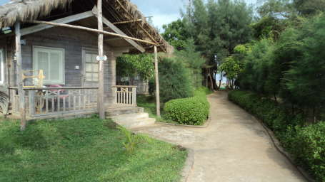 Lotus Eco Resort Konark Konark Exterior View 2 of the Cottages at Lotus Eco Resort Konark