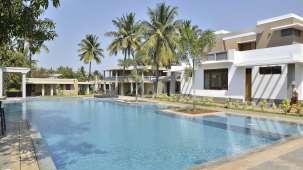 Heritage Resort Hampi Hampi Swimming Pool at Heritage Resort Hampi19