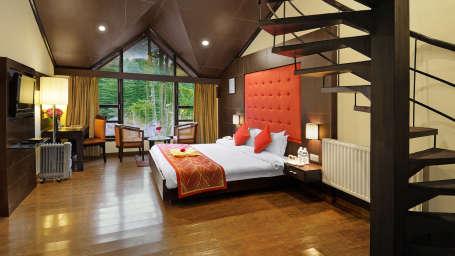 Quality Inn & Suites River Country Resort  Manali Duplex Suite Quality Inn Suites River Country Resort Manali 8