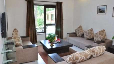 The River View Retreat - Corbett Resort Corbett Copy of New Block room3