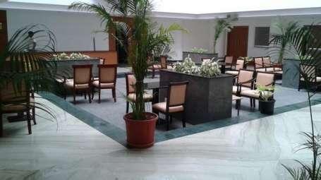Sherwood Suites  Interior of Sherwood Suites Hotel Thubrahalli