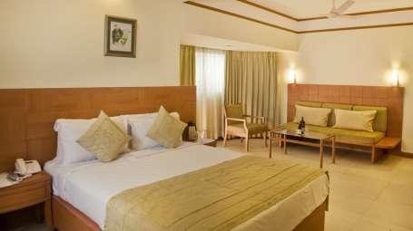 Lotus Beach Resort - Goa Goa Deluxe Room at Lotus Beach Resort Benaulim Goa
