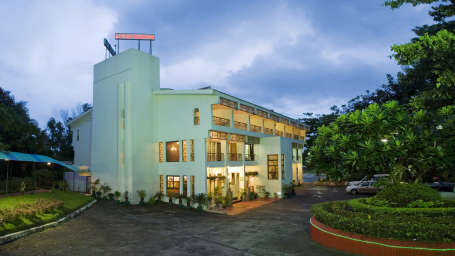 Lotus Resorts and Hotels  Exterior Veiw of Lotus Silvassa Resort in Silvassa