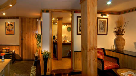 The Naini Retreat Hotel, Nainital Nainital Spa The Naini Retreat Hotel Nainital