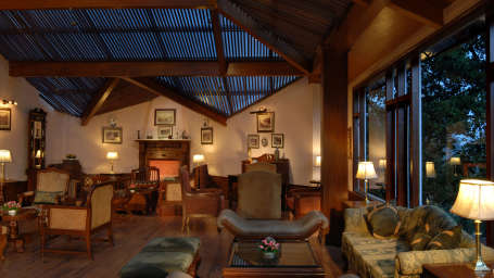 The Naini Retreat Hotel, Nainital Nainital Stella Bar 1 The Naini Retreat Hotel Nainital