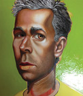 Portrait of Adam Yauch